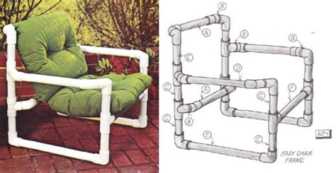 Pvc Pipe Chair by Country Cottage Playhouse Plans How To Make Pvc Pipe
