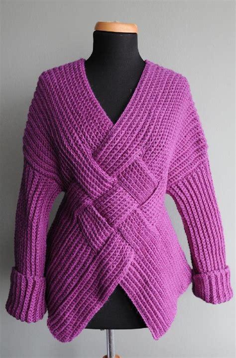 pattern design of sweaters mongolian warrior pullover crochet pattern by nicky epstein