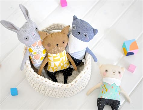 Oh My Handmade - oh my gift guide animals oh my handmade