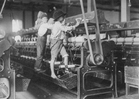 victorian children in factories