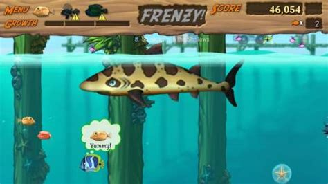feeding frenzy 2: shipwreck showdown download free game