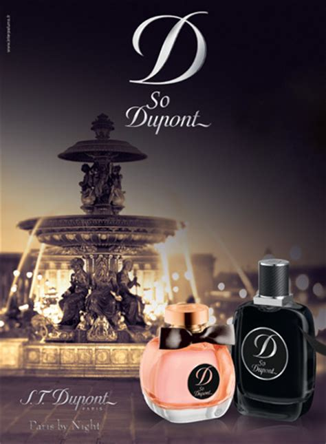 S T Dupont So Duppont For so dupont by pour femme s t dupont perfume