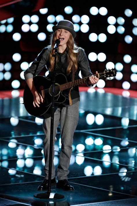 usa auditions 2015 auditions database the voice usa 2015 spoilers sawyer fredericks blind