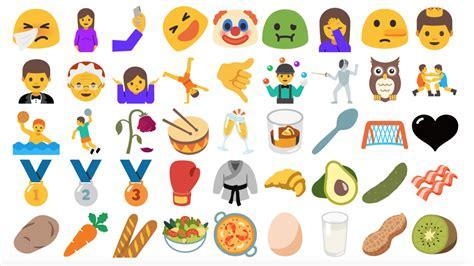 android new emojis root android 7 0 nougat emojis 72 new samsung galaxy s7 edge