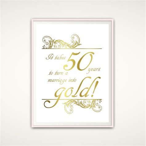 Golden Wedding Anniversary Gift Ideas For Parents by 50th Anniversary Gifts For Parents 50th By Fromtherookery