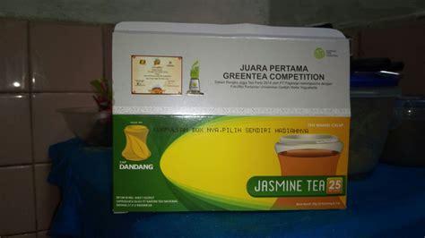 Teh Celup Sosro Isi 25 jual teh celup cap dandang jasnine box isi 25 tea bag