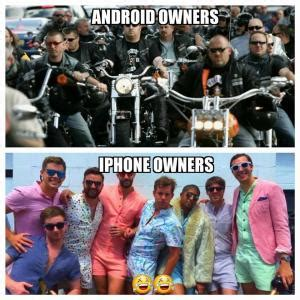iphone vs android | kappit