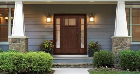 Exterior Door Header Residential Commercial Entry Doors Interior Exterior Front Rear Doors