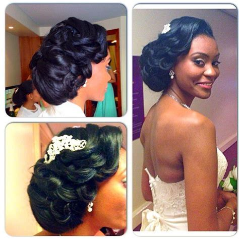 Bridesmaid Hairstyles For Black Hair by 1004 Best Images About Updos Single Braid Hairstyles