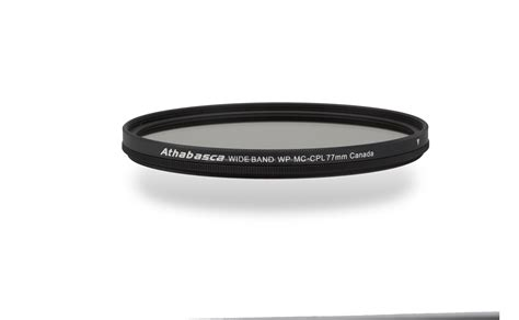 Athabasca 82mm Cplw Filter 1 filter athabasca wp mc cpl 72mm