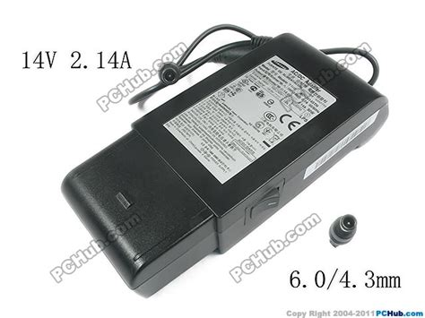 Adaptor Laptop Samsung Ori samsung laptop common item samsung laptop ac adapter new original ad 3014stn quot new quot