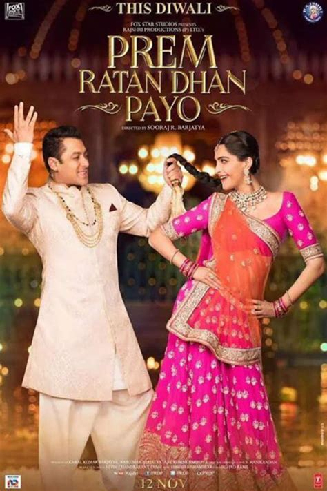 full hd video of prem ratan dhan payo bite size bridal inspiration sonam kapoor s outfits in