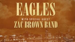 september 20: the eagles with zac brown band | kgo am