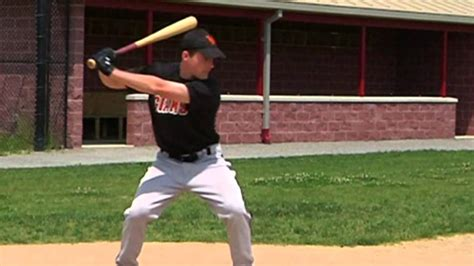 swing hitter 6a 12 baseball wrist cock explained learn swing mechanics