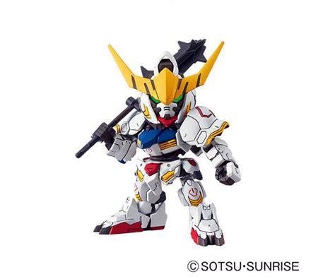 Sd Ex Standard Gundam Barbatos Bandai sd gundam ex standard gundam barbatos ร ว ว ต อด บ