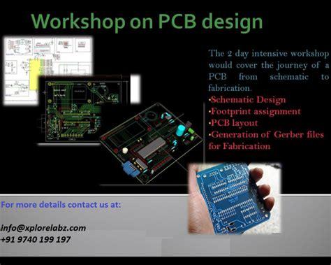 pcb design tutorial video pcb designworkshop tutorials