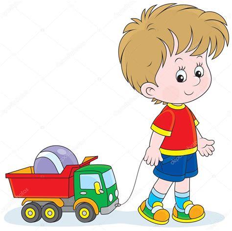 dibujos niños jugando con juguetes ni 241 o con juguetes archivo im 225 genes vectoriales