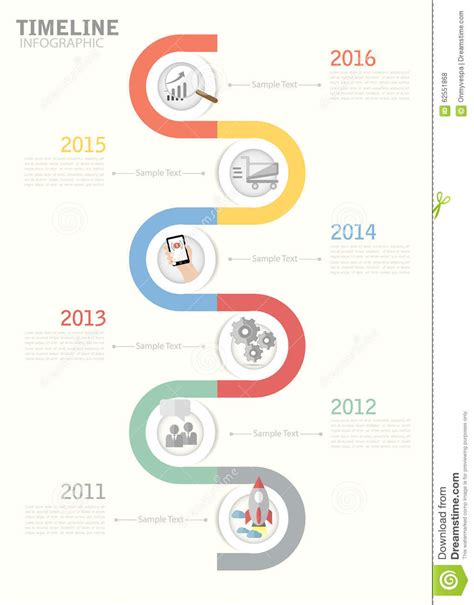 design your business layout timeline template for business design reports step