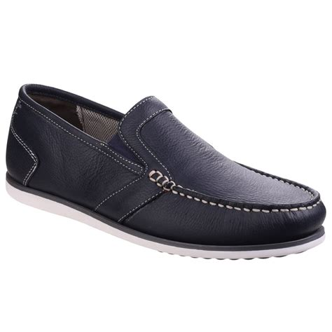 B1 Hush P hush puppies portland mens casual slip on shoes from charles clinkard uk
