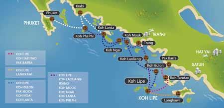 speedboot nach koh lipe koh lipe ferry speedboat schedule