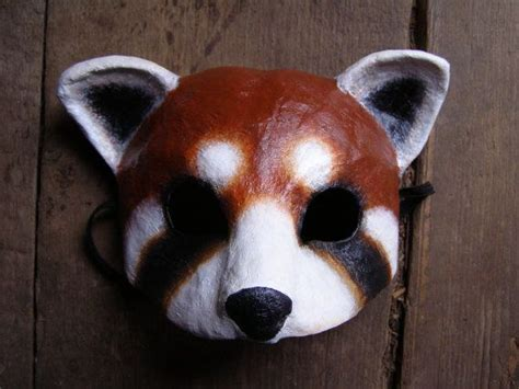 How To Make A Paper Mache Panda - 1068 best images about mask on mask