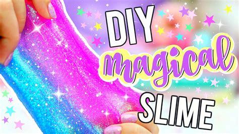 diy glitter slime diy unicorn glitter slime diy rainbow glitter slime how