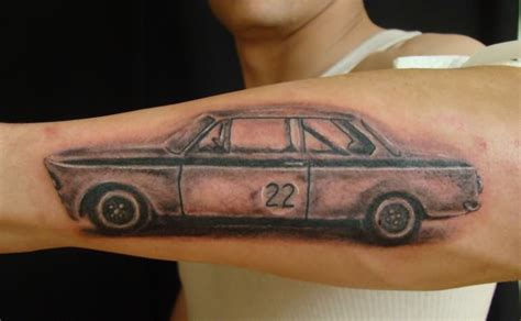 car guy tattoos 50 awesome car tattoos