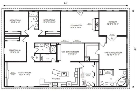 16 by 80 mobile home floor plans 16 215 80 mobile home floor plans bee home plan home