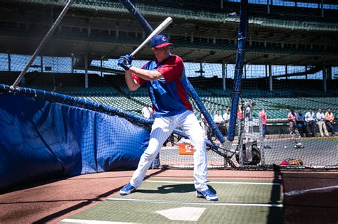 kris bryant swing what hall of famer does kris bryant model his swing after