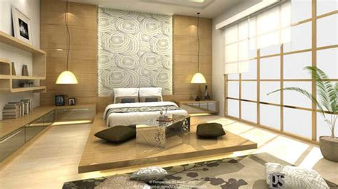 Embrace Culture With These 15 Lovely Japanese Bedroom Japanese Interior Design Bedroom