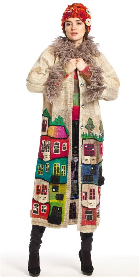 Handmade Coats - 41 best images about hundertwasser on acrylics