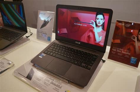 Laptop Asus Zenbook Ux305 Di Malaysia asus transformer book chi family zenbook ux305 launch in malaysia gearopen