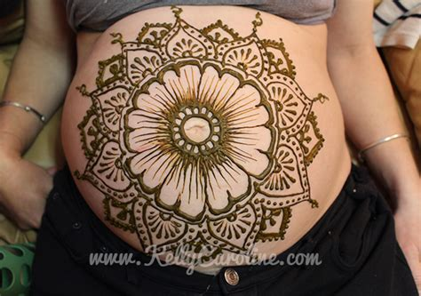prenatal amp appointment henna gallery kelly caroline