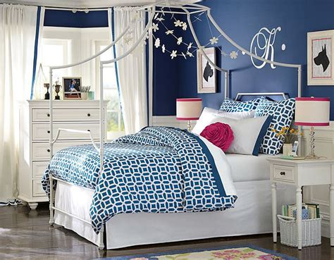 blue and pink bedroom ideas for entirely eventful day