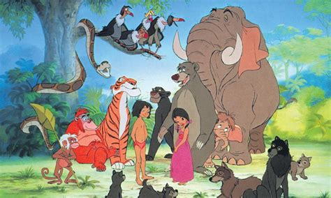 pictures of the jungle book characters mowgli the and troubled soul of the jungle book