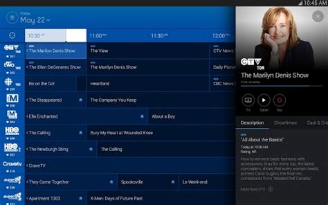 bell fibe tv android apps on google play