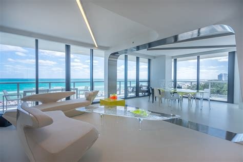 zaha hadid home zaha hadid s private miami beach home is on the market for