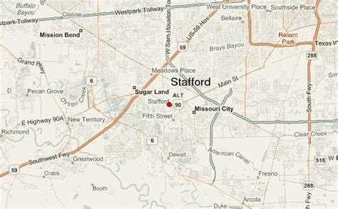 where is stafford texas on the map stafford texas location guide