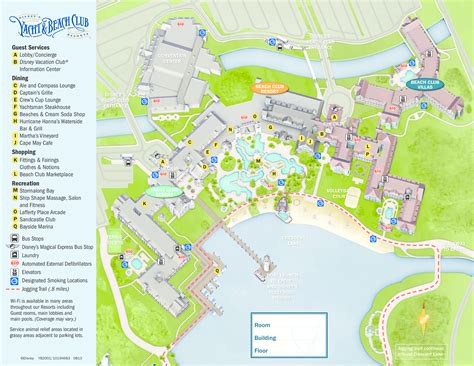 club resort map walt disney world maps wdw planning