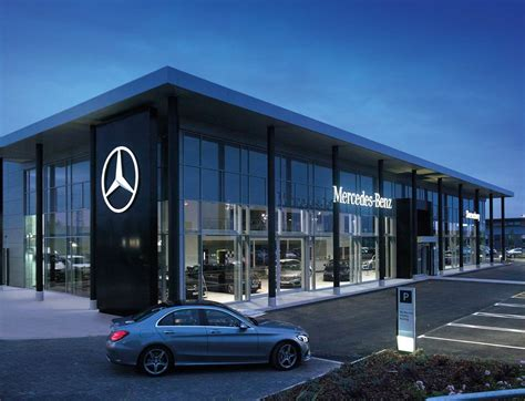 Mercedes Benz Showroom D S Group Construction