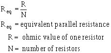 a parallel resistors value that changes with age will cause a corresponding change in navy electricity and electronics series neets module 1 3 pp51 60 rf cafe