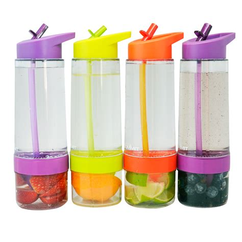 fruit infuser fruit infuser water bottle neat ideas