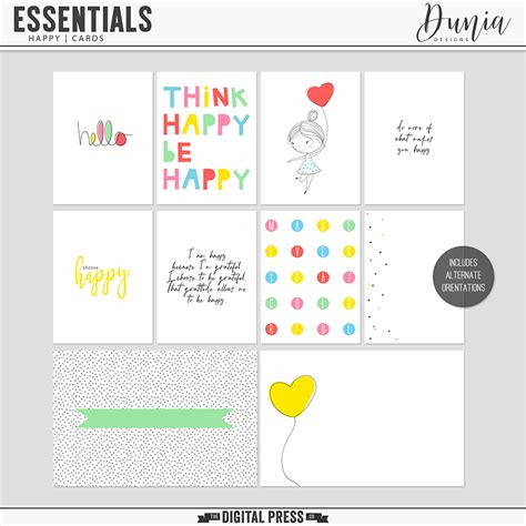 card essentials essentials happy cards