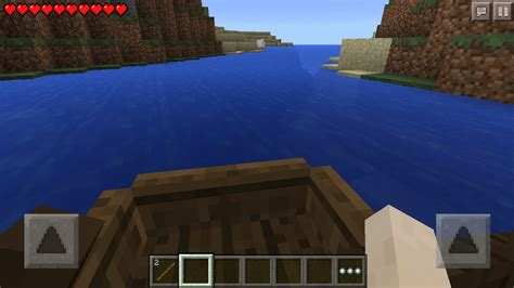 how to build a boat in minecraft pe you must build a boat in minecraft pe here s how