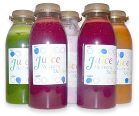 5 Day Juice Detox Delivered by Juice Delivery Dublin 3 5 7 Day Juice Detox Delivered