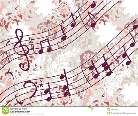 imagenes de melodias musicales fundo musical com melodia fotos de stock imagem 25693093