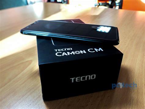 tecno cm tecno camon cm review a mid ranger with a 18 9 screen