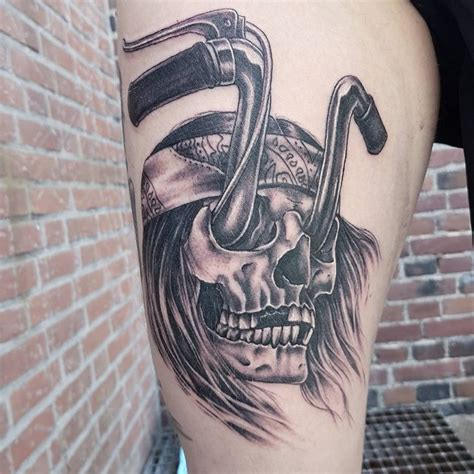 85 best biker tattoo designs amp meanings for brutal men