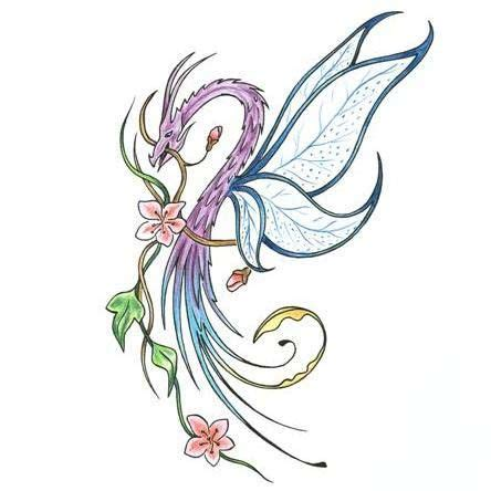 dragon butterfly tattoo designs 25 best ideas about butterfly wing on