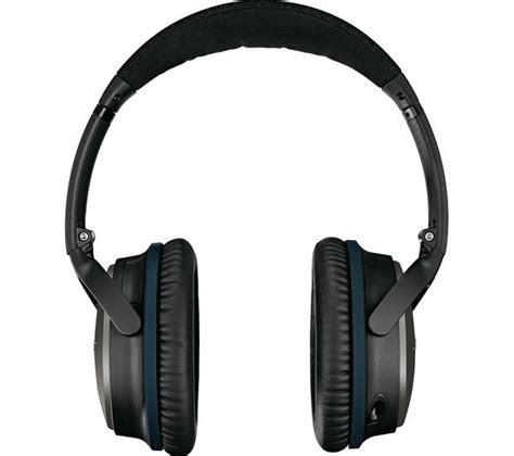 android headphones buy bose quietcomfort 25 noise cancelling android headphones black free delivery currys